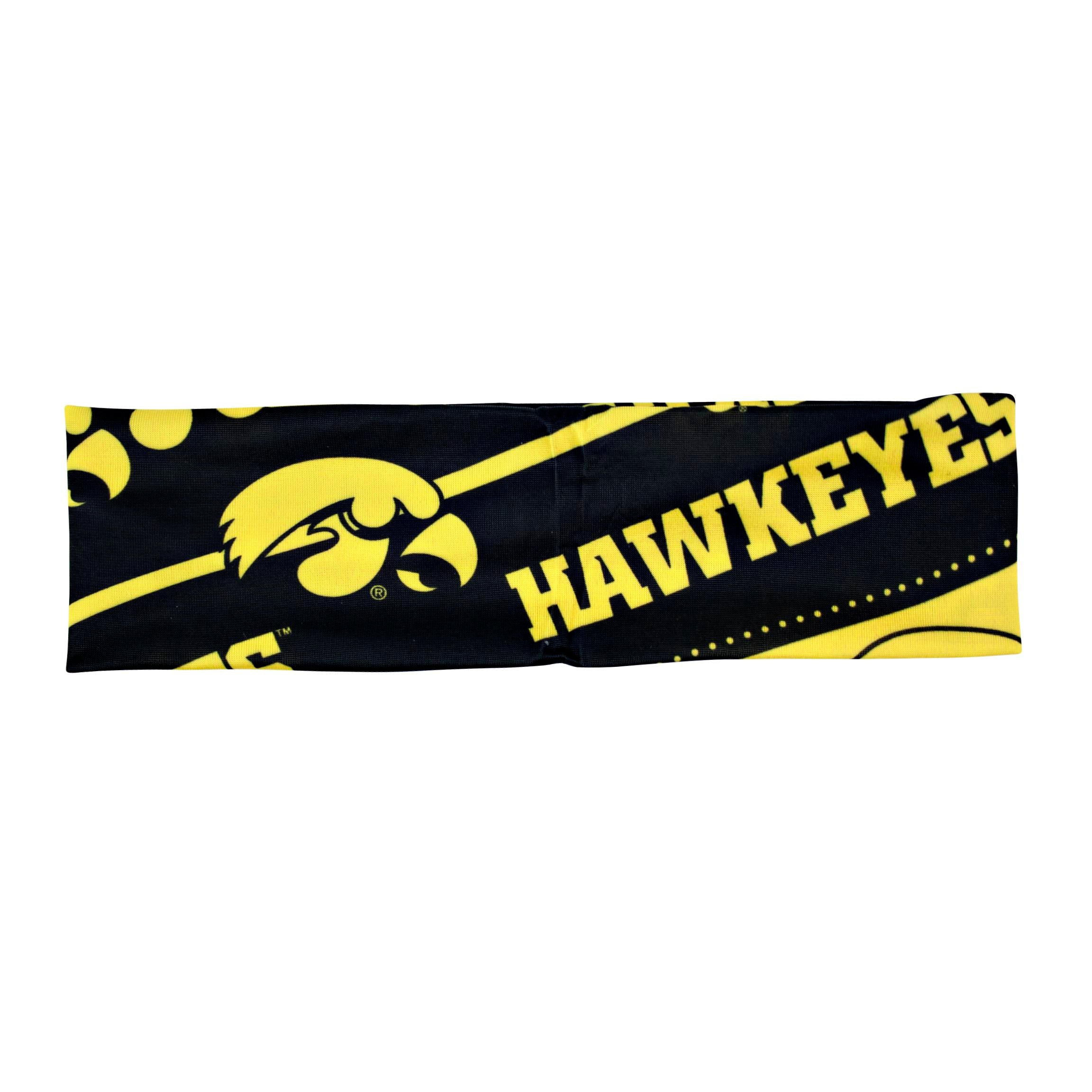 Iowa Hawkeyes Stretch Headband