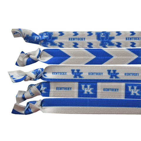 University of Kentucky Knotted Hair Tie