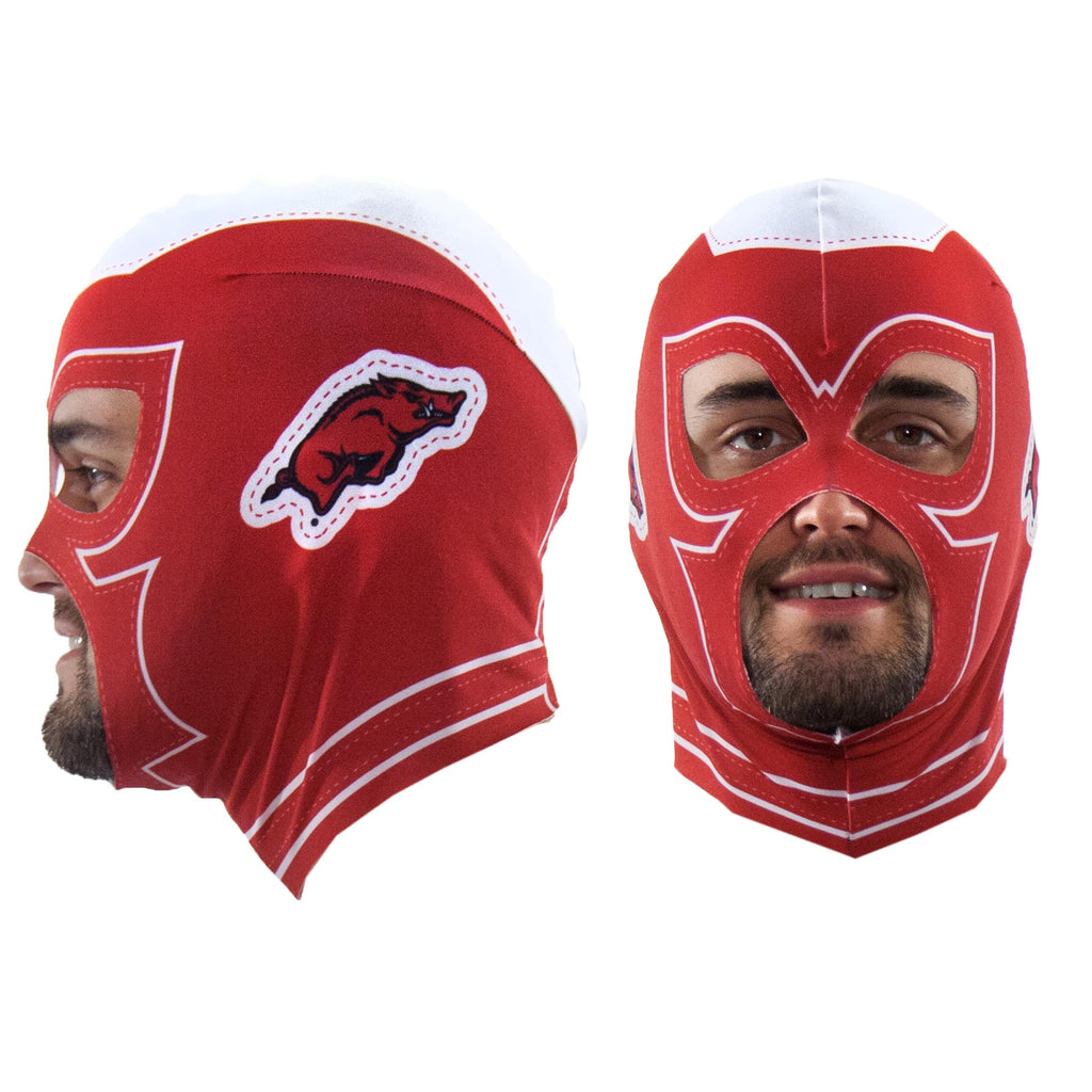 University of Arkansas Fan Mask