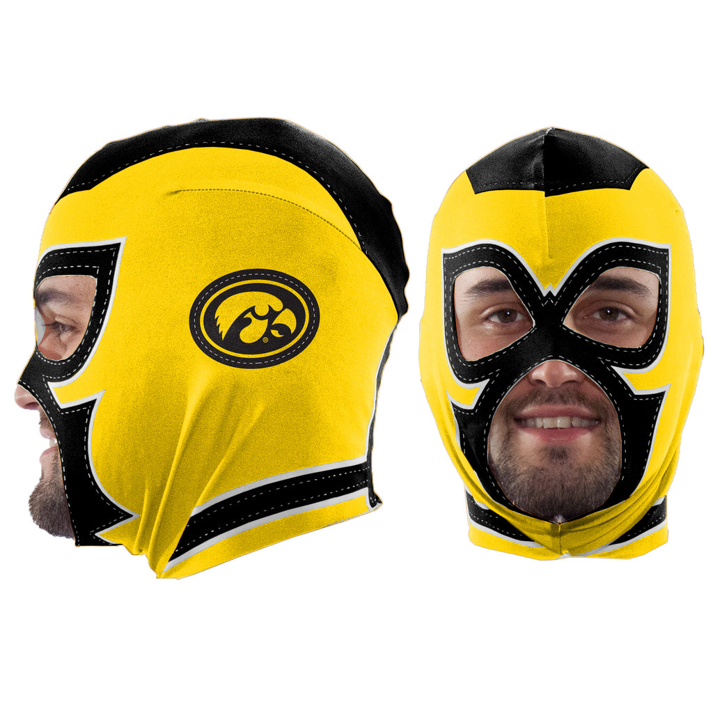 University of Iowa Fan Mask