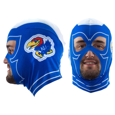 Kansas Jayhawks Fan Mask