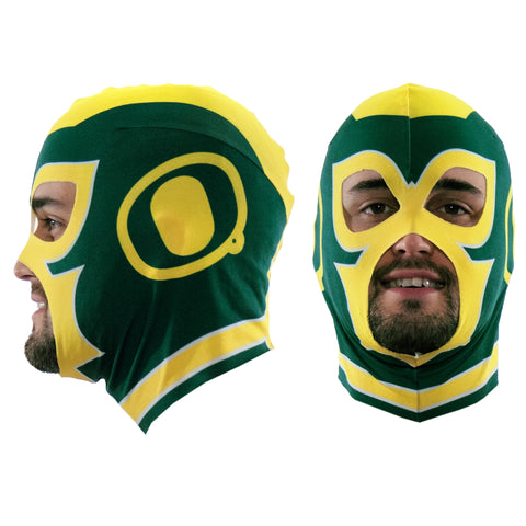 Oregon Ducks Fan Mask