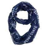 Penn State Nittany Lions Sheer Infinity Scarf