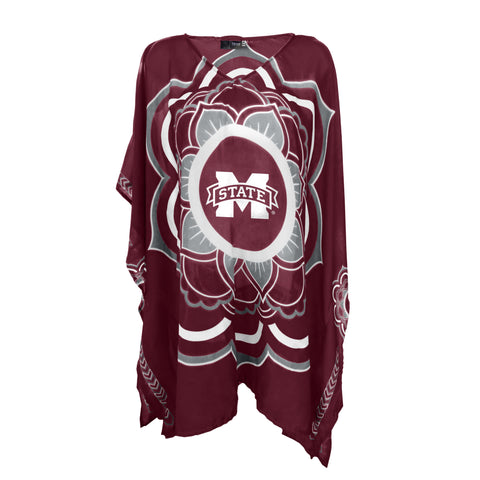 Mississippi State University Caftan Flower