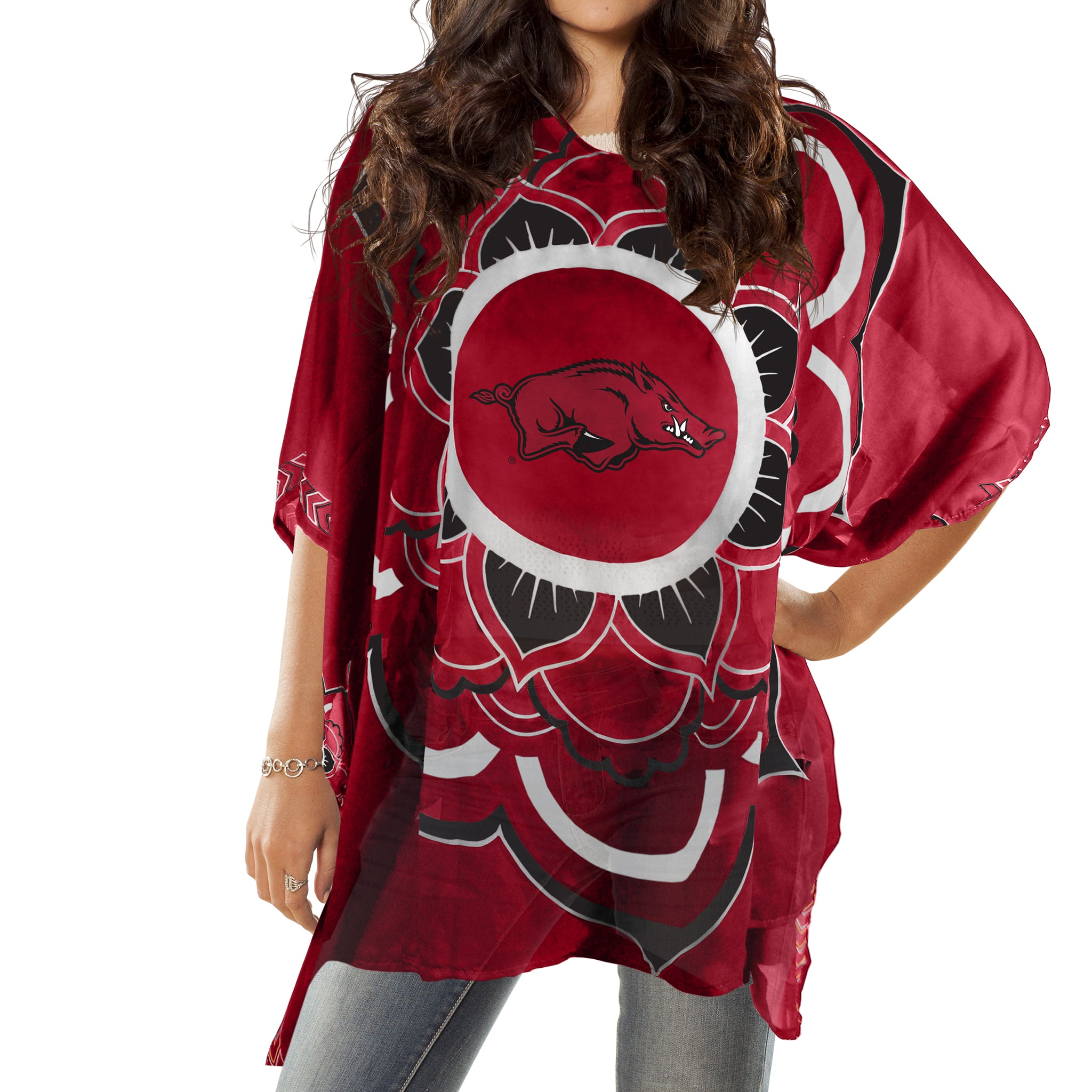 Arkansas Razorbacks Caftan