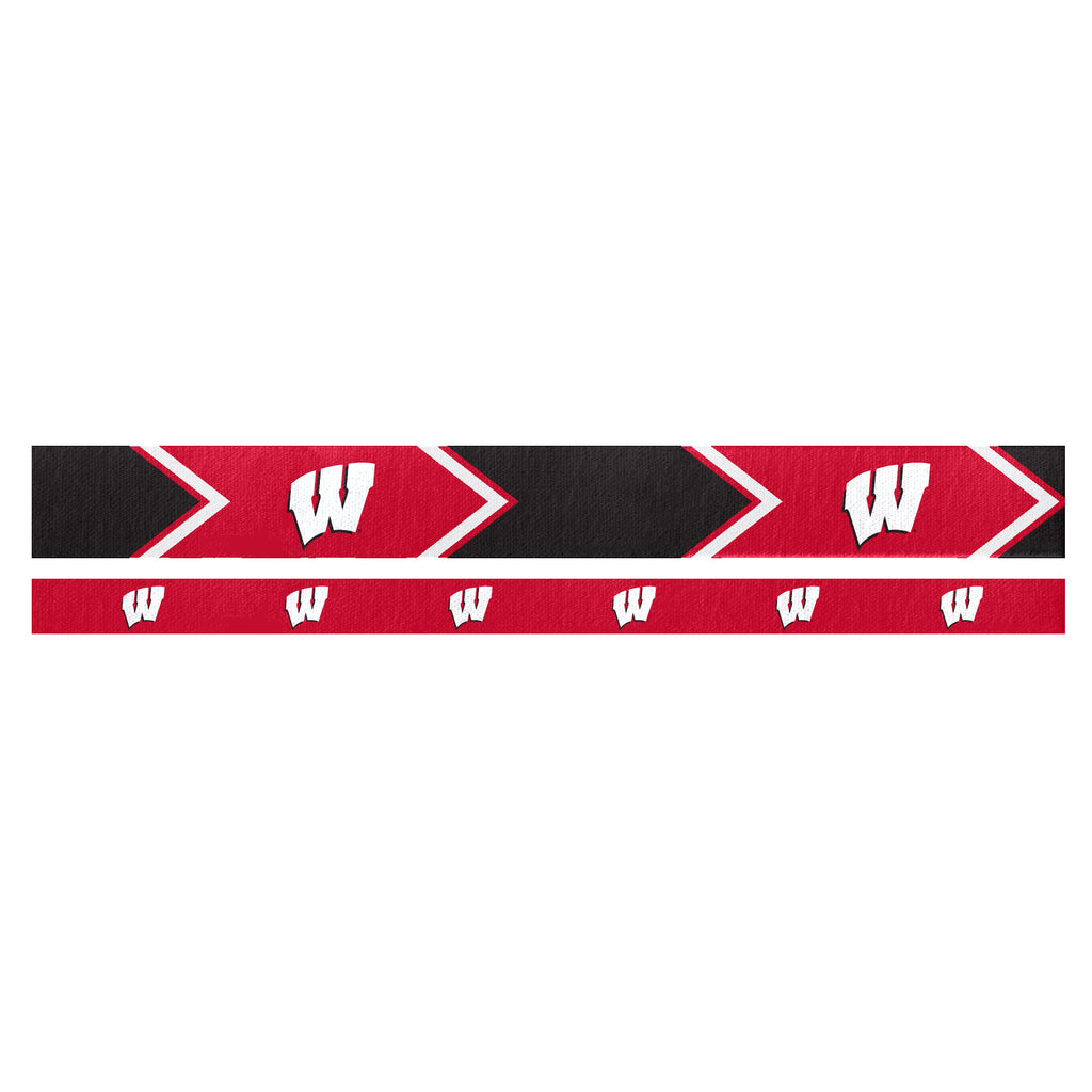 University of Wisconsin Headband Set