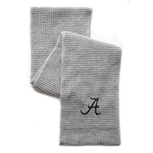 Load image into Gallery viewer, University of Alabama Waffle Scarf