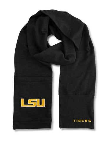 Louisiana State University Jimmy Bean 4 in 1 Scarf