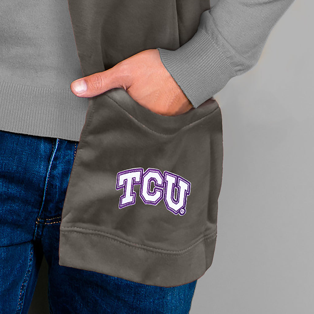 Texas Christian University Jimmy Bean 4 in 1 Scarf