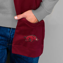 Load image into Gallery viewer, University of Arkansas Jimmy Bean 4 in 1 Scarf