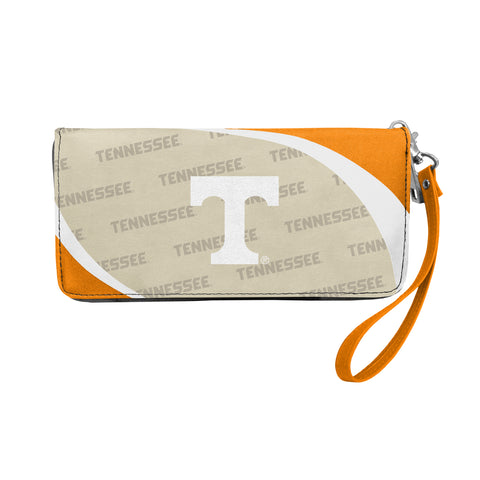 University of Tennessee Curve Zip Organizer Wallet