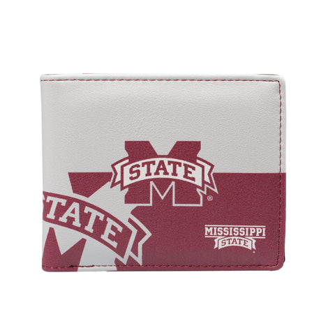 Mississippi State University Bi-Fold Wallet