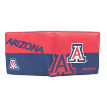 Load image into Gallery viewer, University of Arizona Bi-Fold Wallet