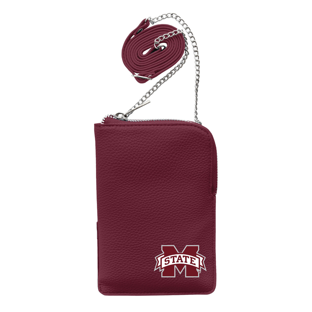 Mississippi State University Pebble Smart Purse