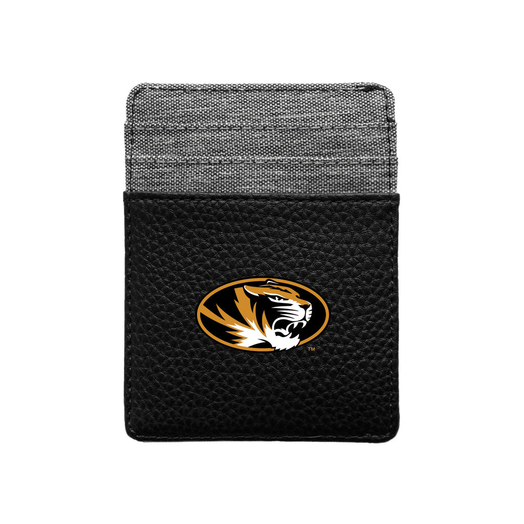 University of Missouri Pebble Front Pocket Wallet