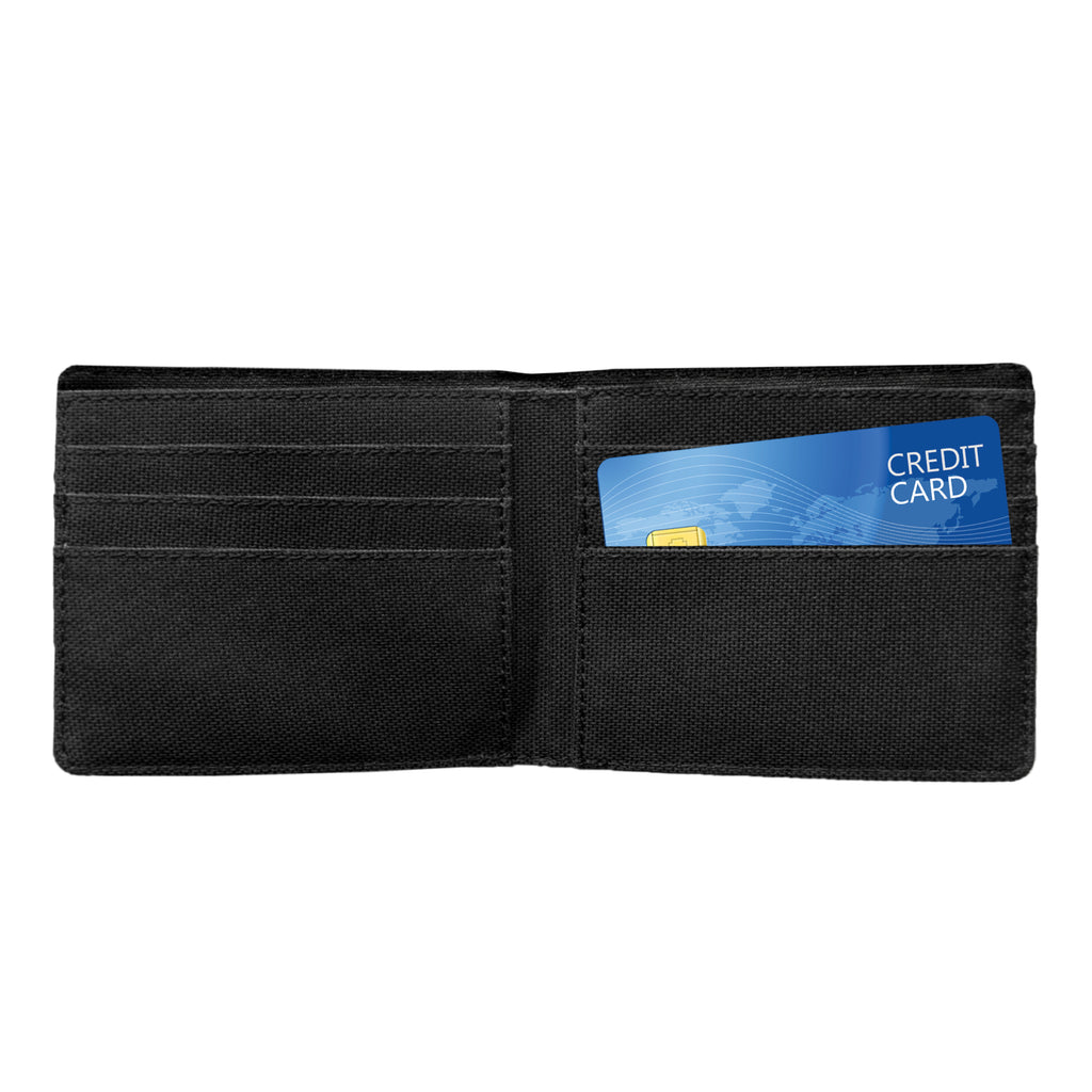 Virginia Tech Pebble Bi-Fold Wallet
