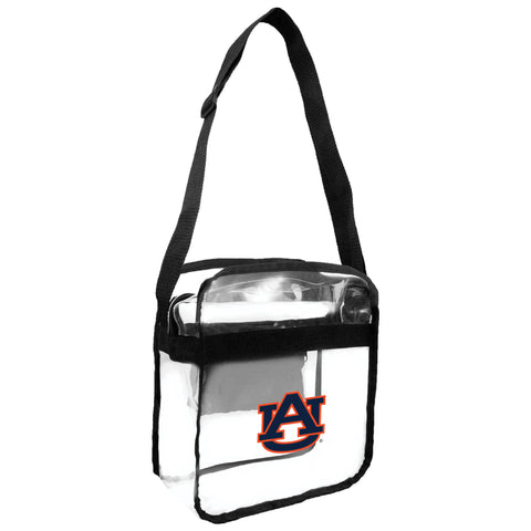 Auburn Tigers Clear Carryall Crossbody