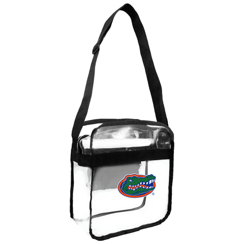 Florida Gators Clear Carryall Crossbody