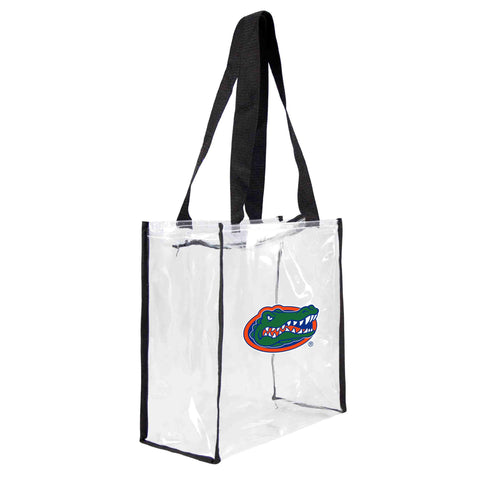 Florida Gators Clear Square Stadium Tote