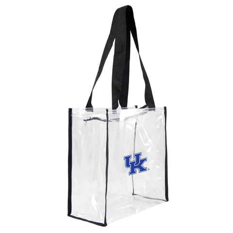 Kentucky Wildcats Clear Square Stadium Tote