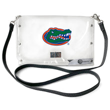 Load image into Gallery viewer, University of Florida Clear Envelope Purse