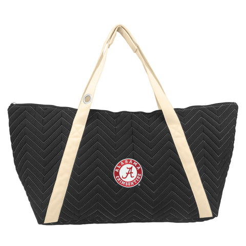 Alabama Crimson Tide Chev Stitch Weekender