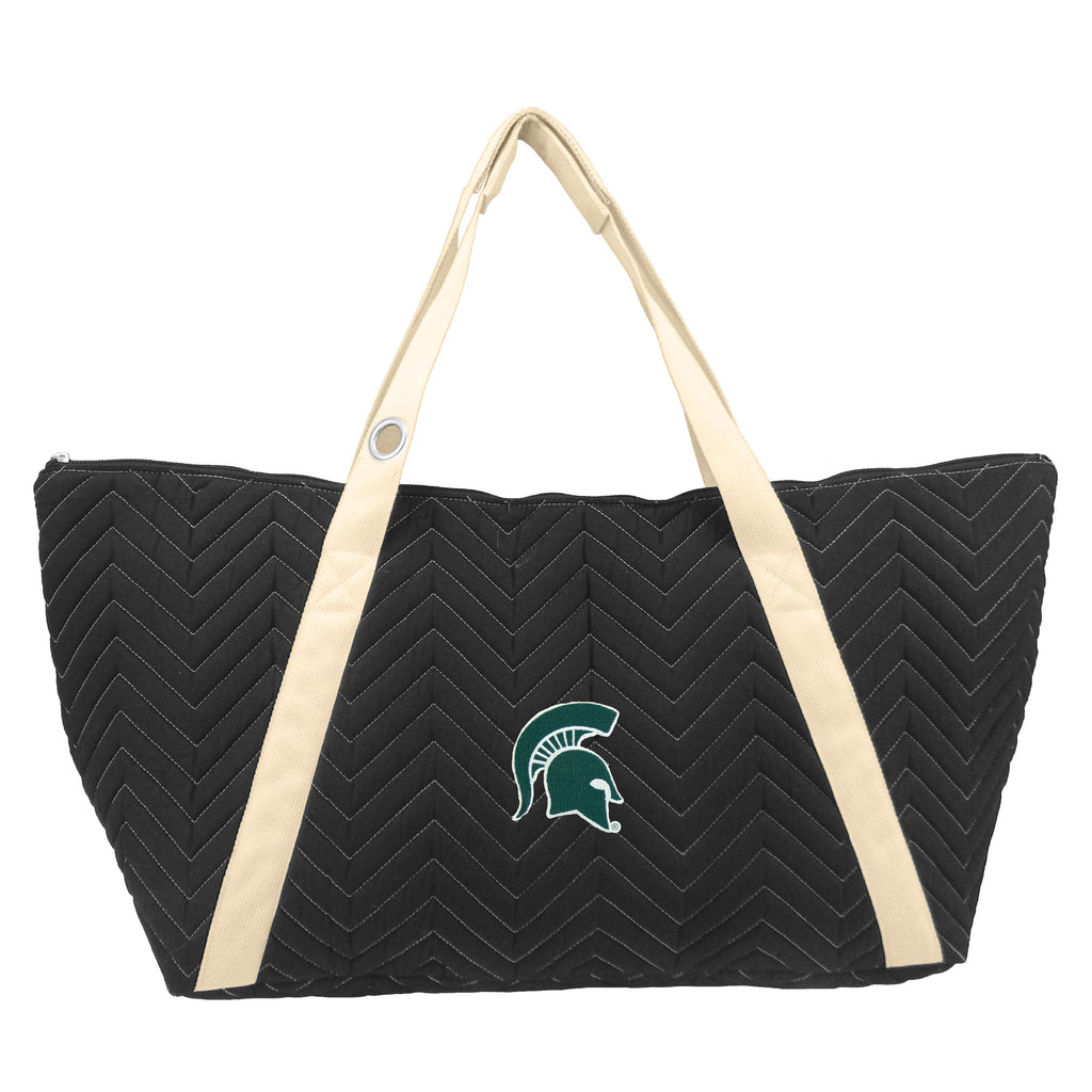 Michigan State Spartans Chev Stitch Weekender