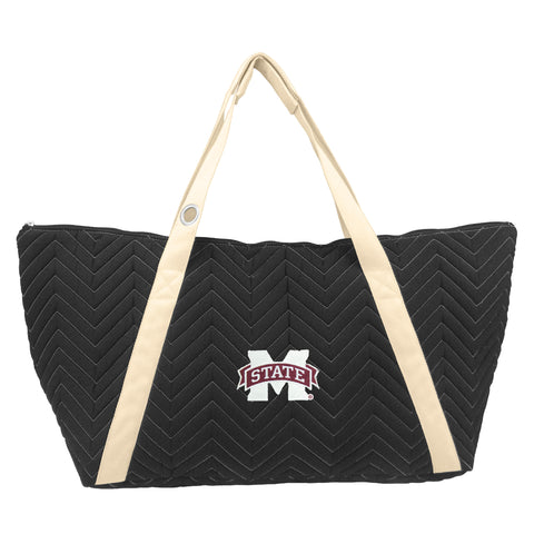 Mississippi State Bulldogs Chev Stitch Weekender