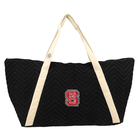 North Carolina State Wolfpack Chev Stitch Weekender