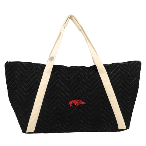 Arkansas Razorbacks Chev Stitch Weekender