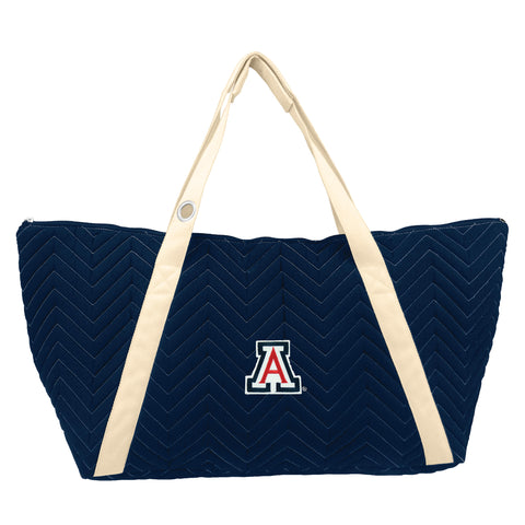 Arizona Wildcats Chev Stitch Weekender