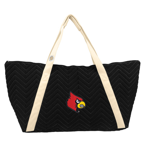 Louisville Cardinals Chev Stitch Weekender
