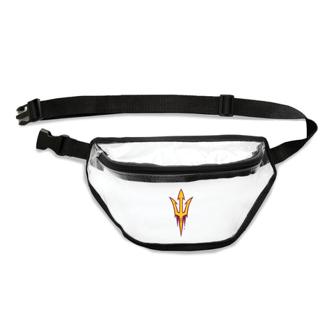 Arizona State Sun Devils Clear Fanny Pack