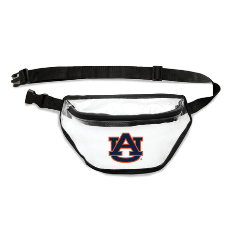 Auburn University Clear Fanny Pack