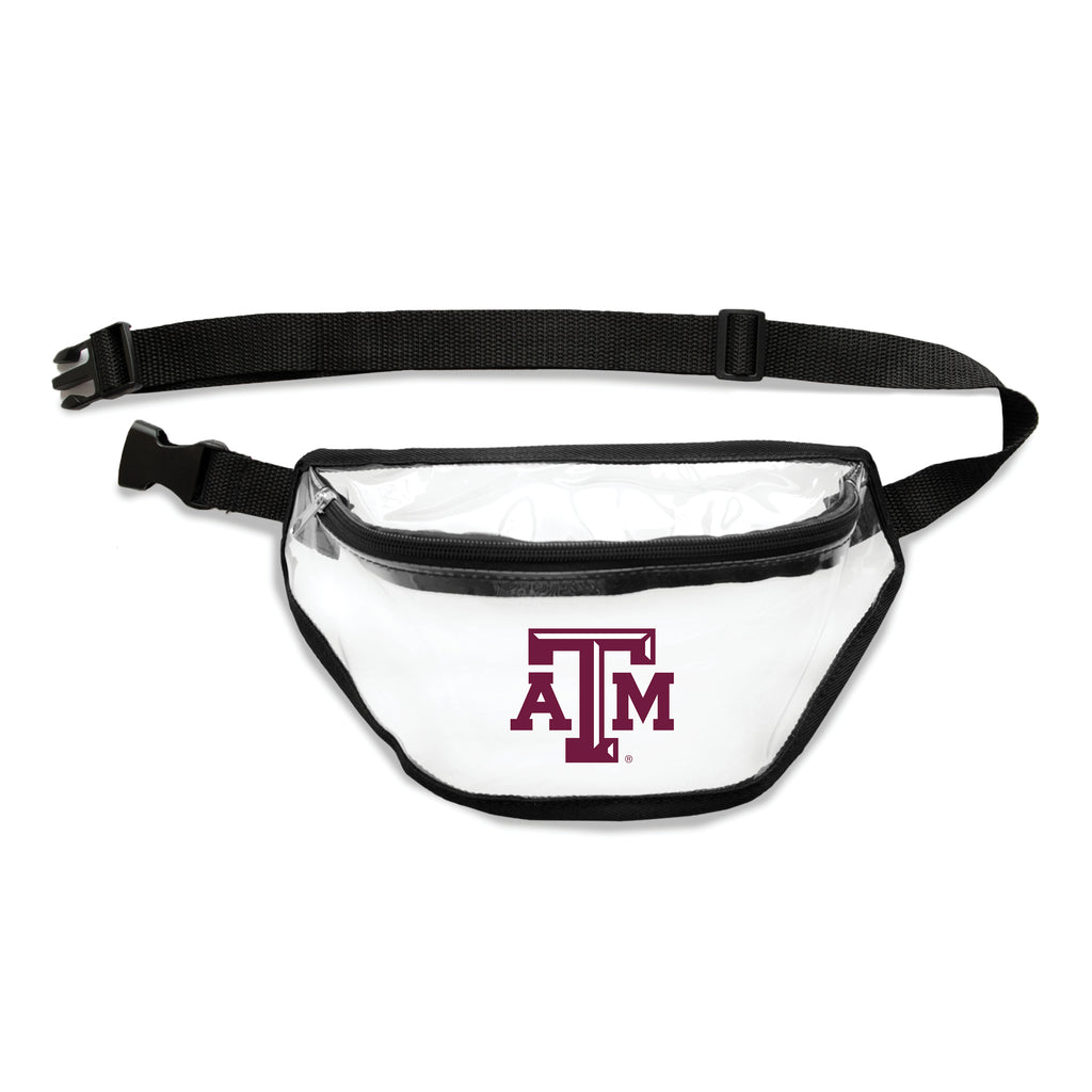 Texas A & M University Clear Fanny Pack