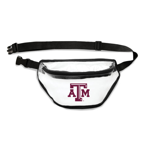 Texas A&M Aggies Clear Fanny Pack
