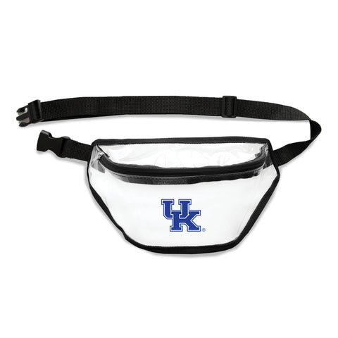 Kentucky Wildcats Clear Fanny Pack