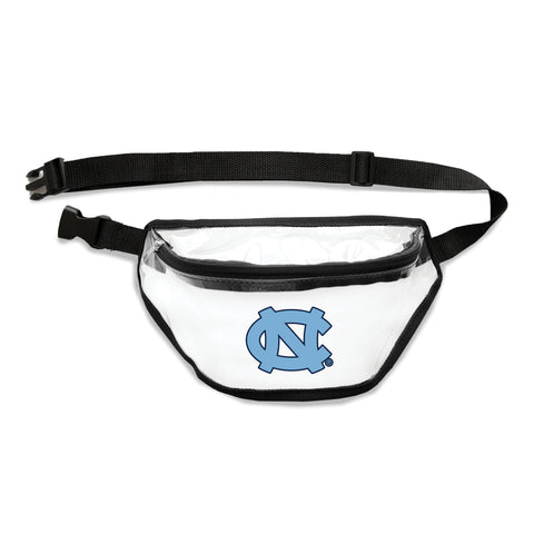North Carolina Tar Heels Clear Fanny Pack