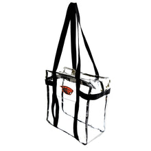 Load image into Gallery viewer, Oregon State University Clear Tote Along