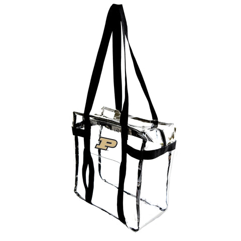 Purdue University Clear Tote Along