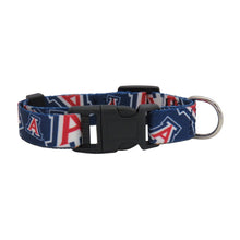 Load image into Gallery viewer, University of Arizona Pet Team Collar