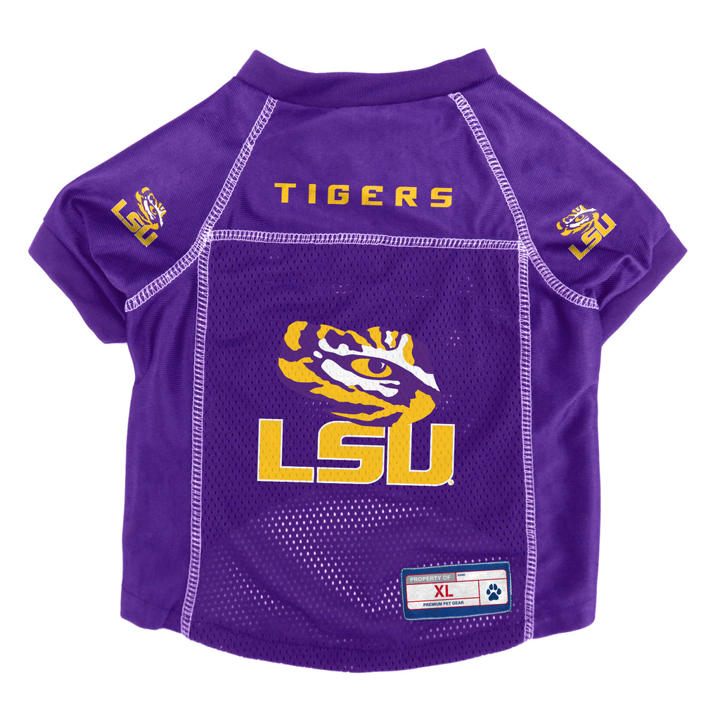 Louisiana State University Pet Jersey