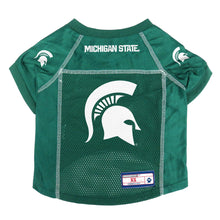 Load image into Gallery viewer, Michigan State University Pet Jersey