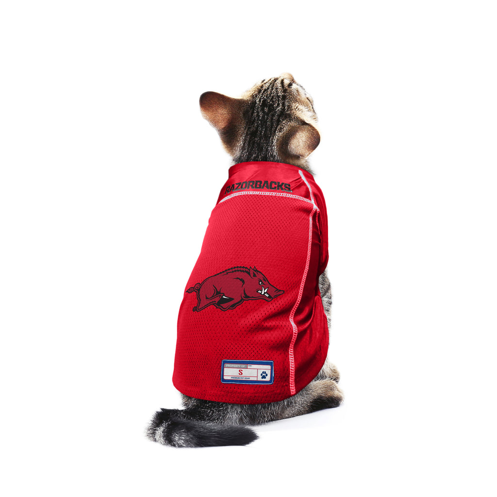 University of Arkansas Pet Jersey