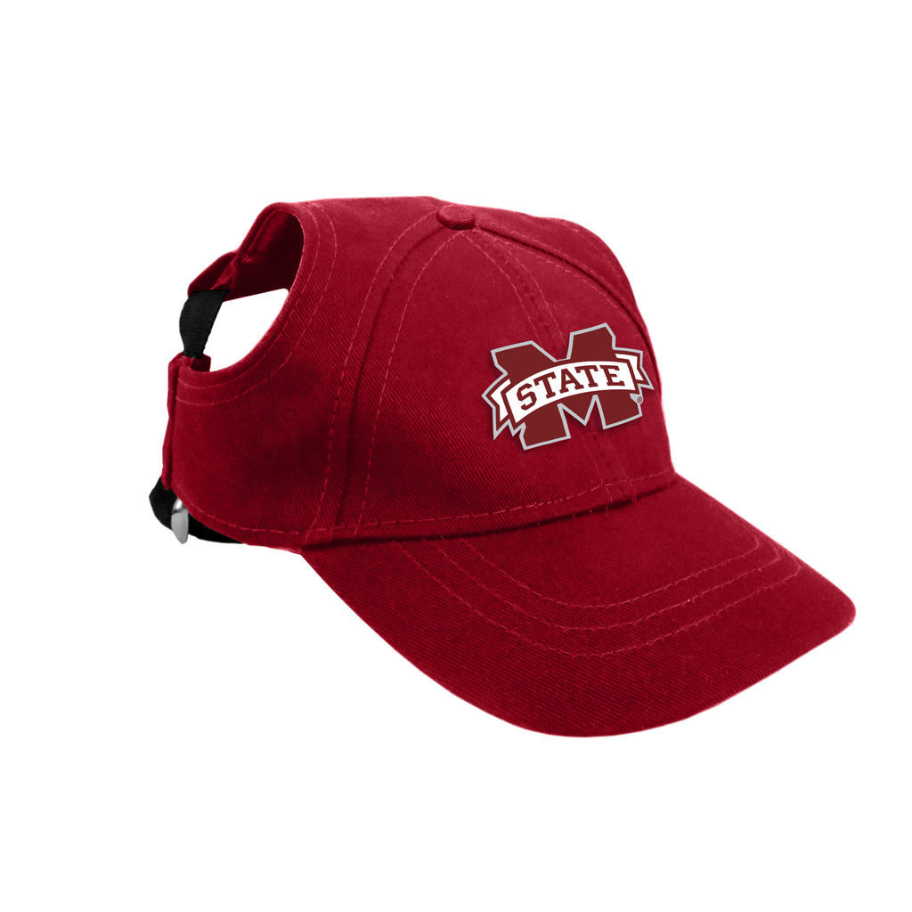 Mississippi State University Pet Baseball Hat