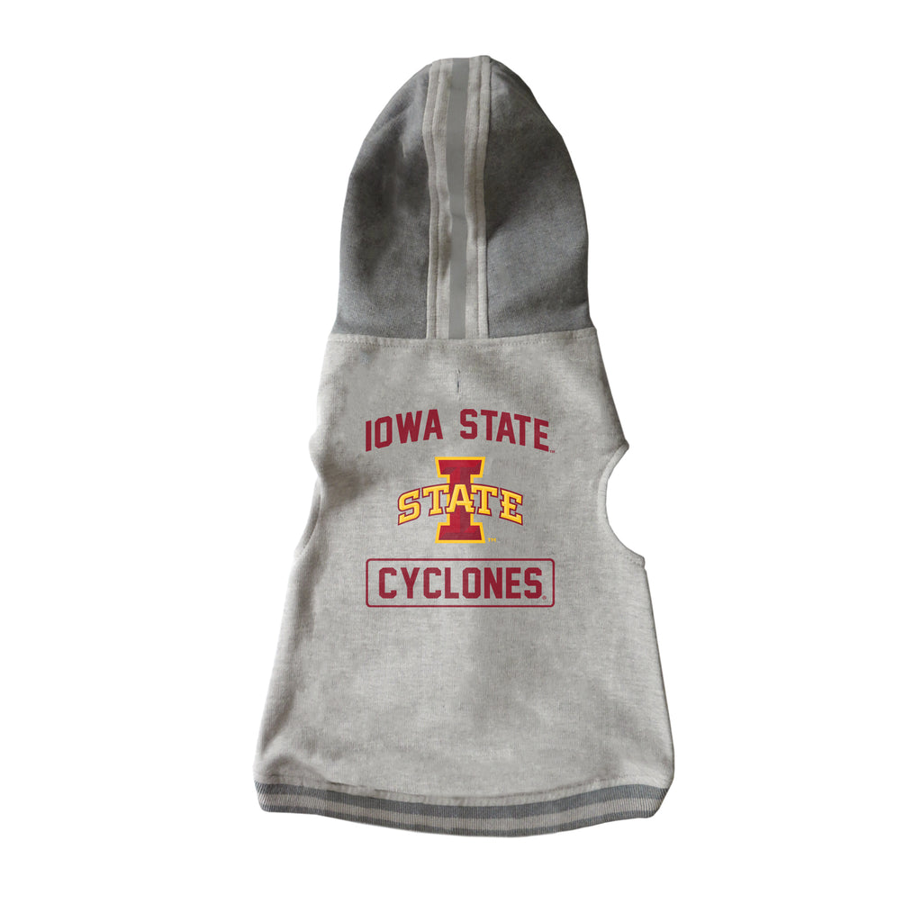 Iowa State University Pet Hooded Crewneck Type