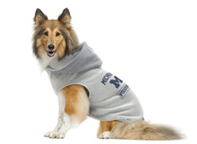Load image into Gallery viewer, University of Michigan Pet Hooded Crewneck Type