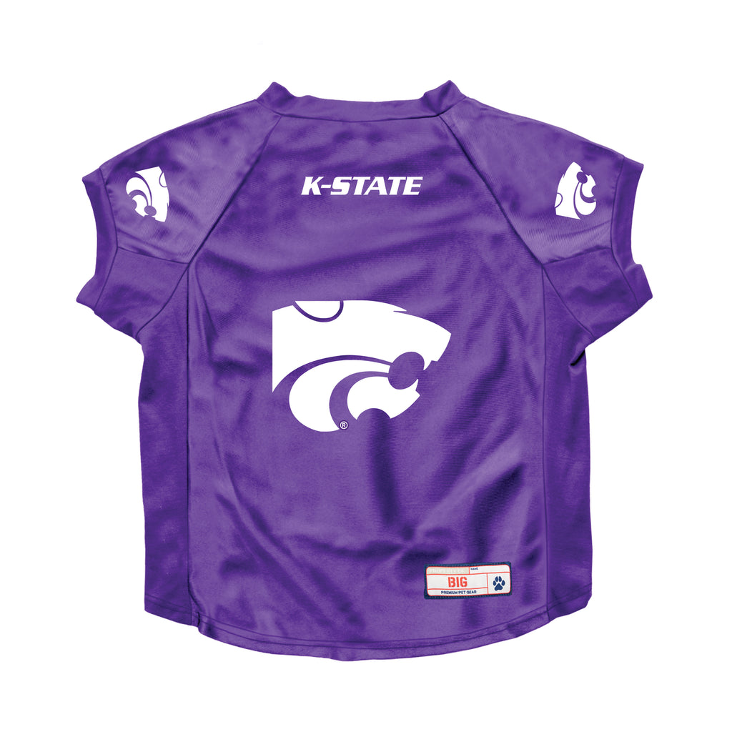Kansas State University Big Pet Stretch Jersey