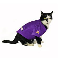 Load image into Gallery viewer, Louisiana State University Pet Stretch Jersey