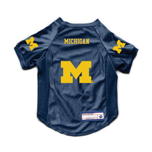 Load image into Gallery viewer, University of Michigan Pet Stretch Jersey